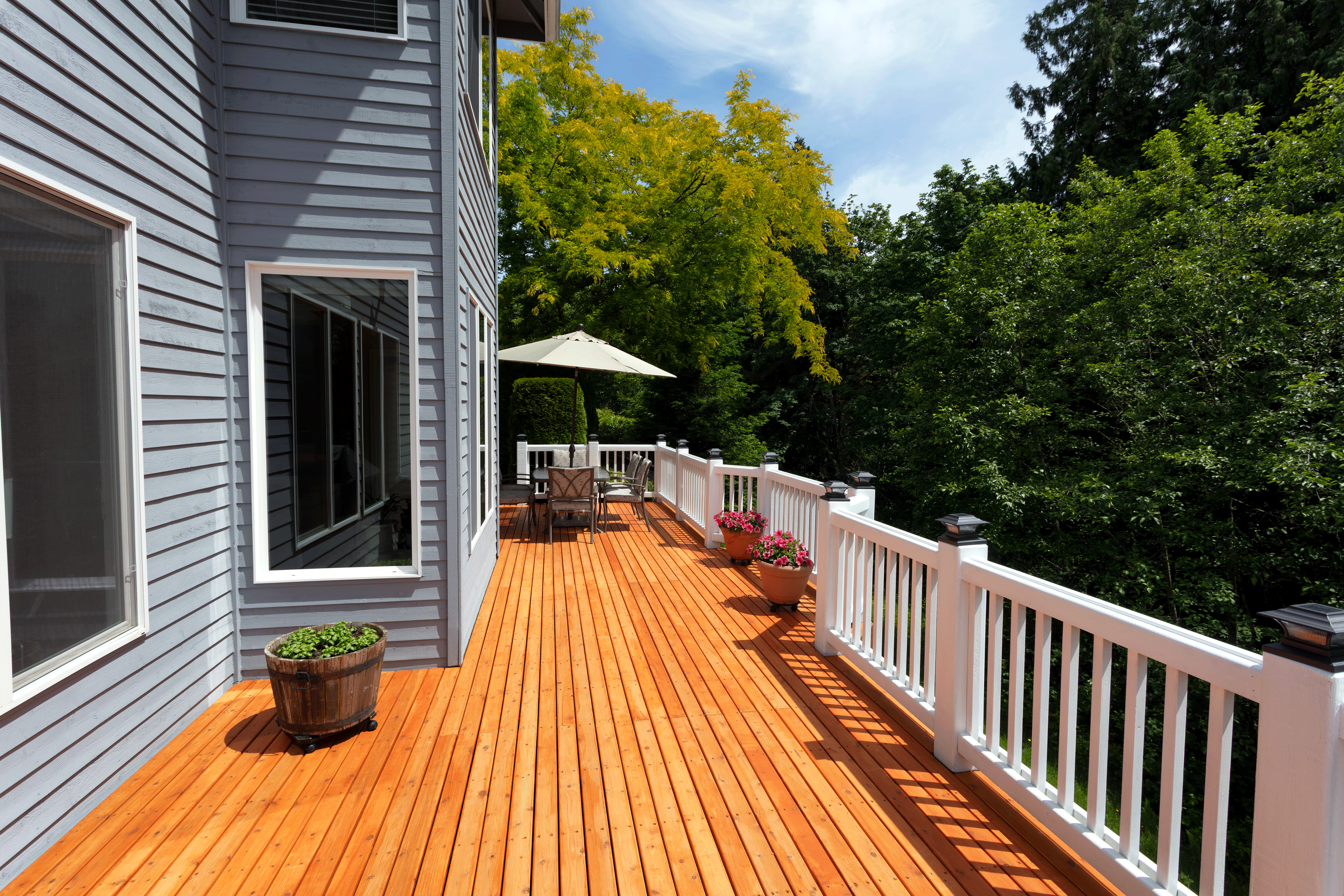 Deck Building, Renovation